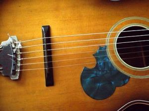 1963 student guitar